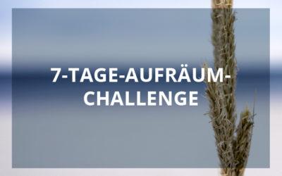 aufraeum-challenge